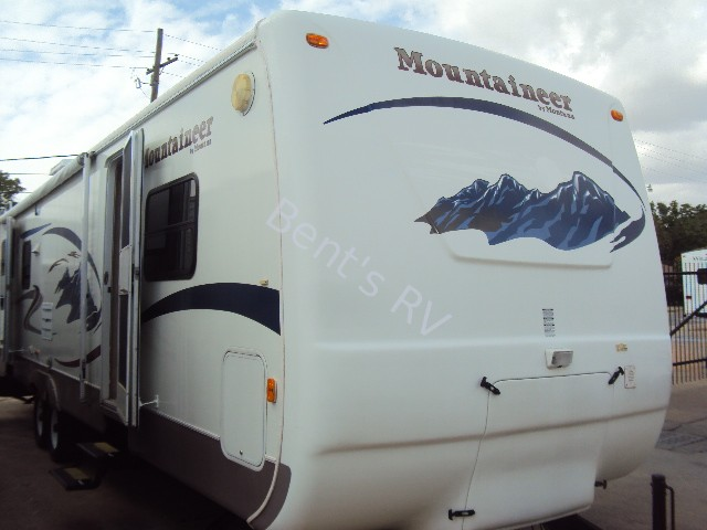 2006 MONTANA MOUNTAINEER 335RLS
