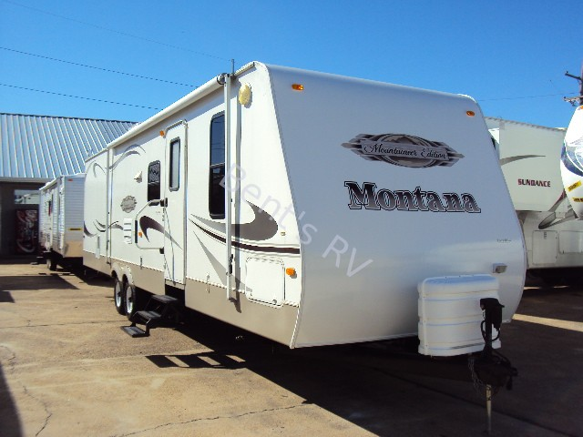 2007 KEYSTONE MONTANA MOUNTAINEER 32 PHD
