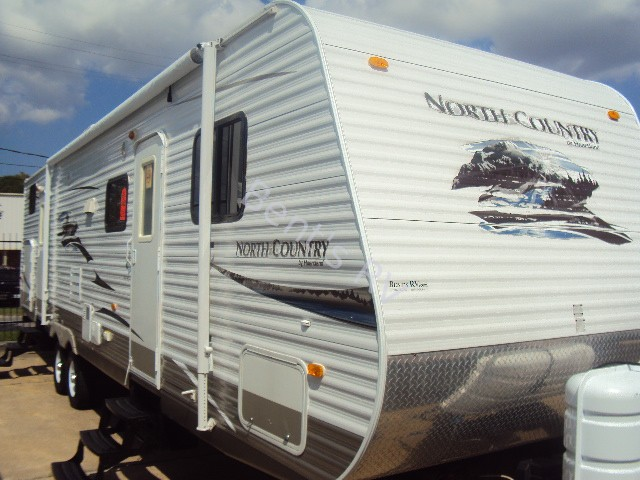 2010 HEARTLAND NORTH COUNTRY 32BHDD
