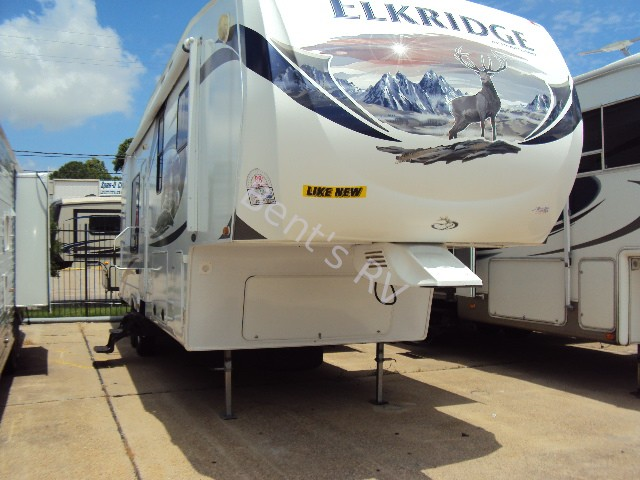 2011 HEARTLAND ELKRIDGE 29RKSA