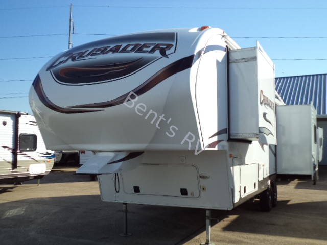 2011 PRIME TIME CRUSADER 290RL
