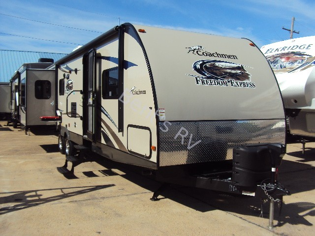 2013 COACHMEN FREEDOM EXPRESS 298REDS