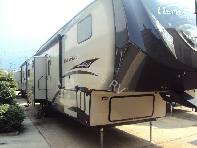 2014 FOREST RIVER HERITAGE GLEN 366BH