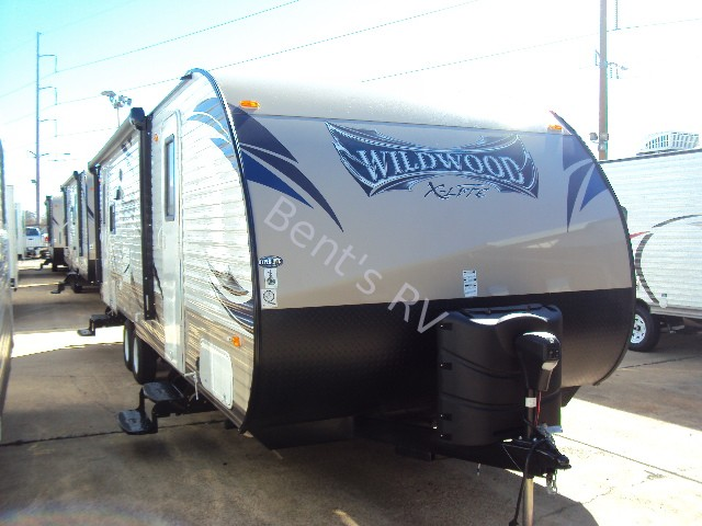 2014 FOREST RIVER WILDWOOD 252RLXL