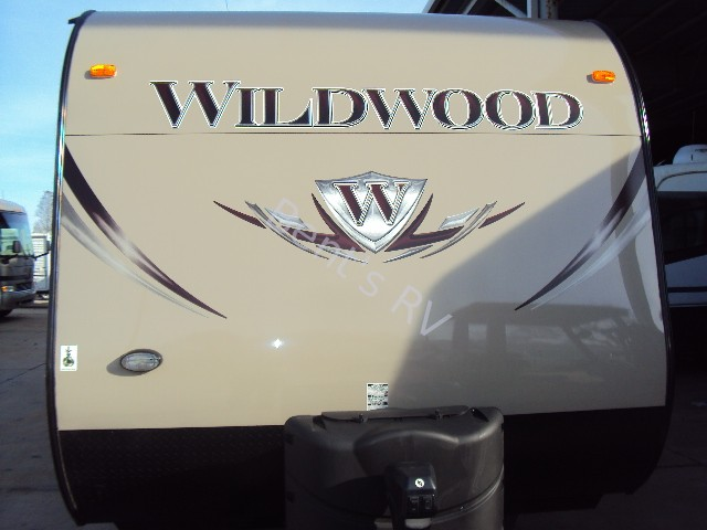 2014 FOREST RIVER WILDWOOD 28DBUD