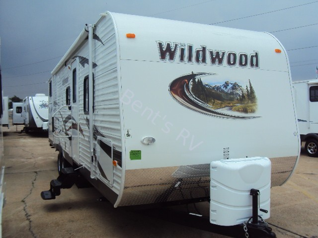 2014 FOREST RIVER WILDWOOD 30KQBSS