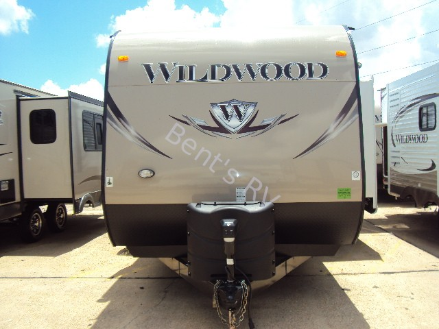 2014 FOREST RIVER WILDWOOD 31BKIS