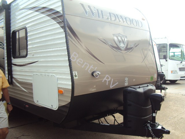 2014 FOREST RIVER WILDWOOD 37BHSS2Q