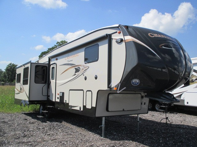 2015 COACHMEN CHAPARRAL 329MKS