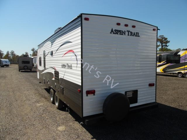 Innovative 2016 DUTCHMEN ASPEN TRAIL 2710BH