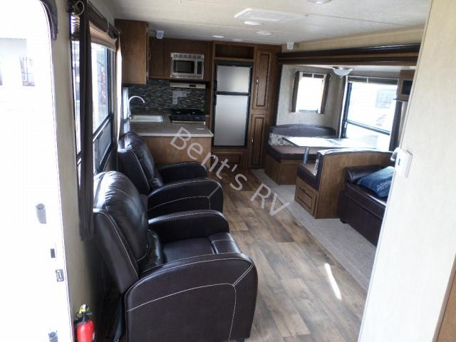 2016 Forest River Wildwood 27rkss