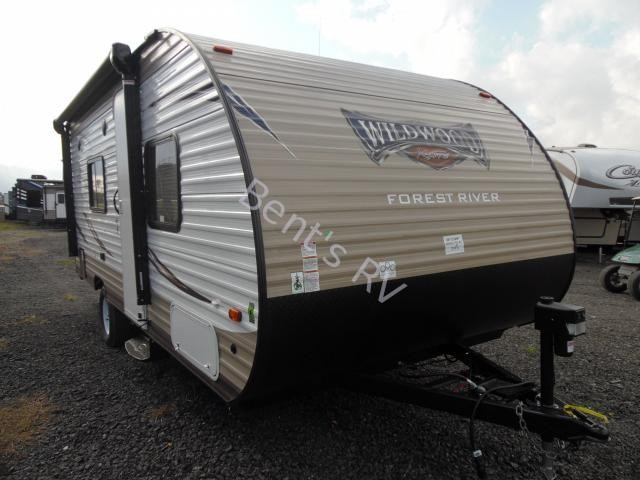 2017 Forest River Wildwood Xlite 186rb