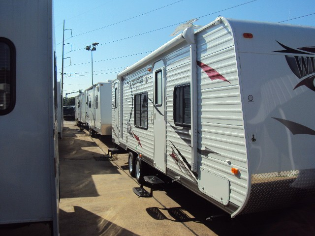 2013 FOREST RIVER WILDWOOD 281BHXL