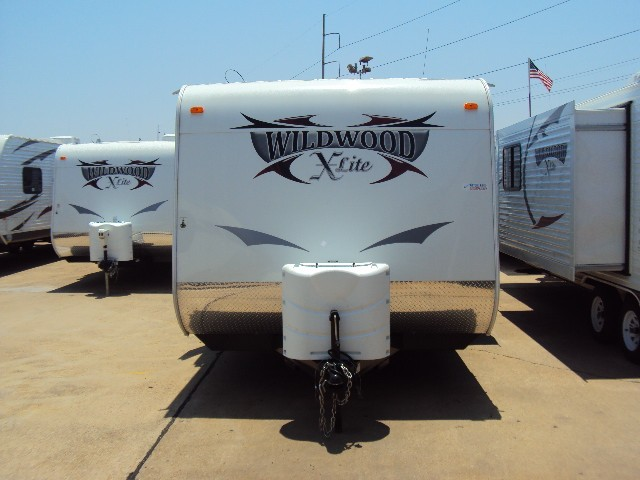 2013 FOREST RIVER WILDWOOD 271BHXL