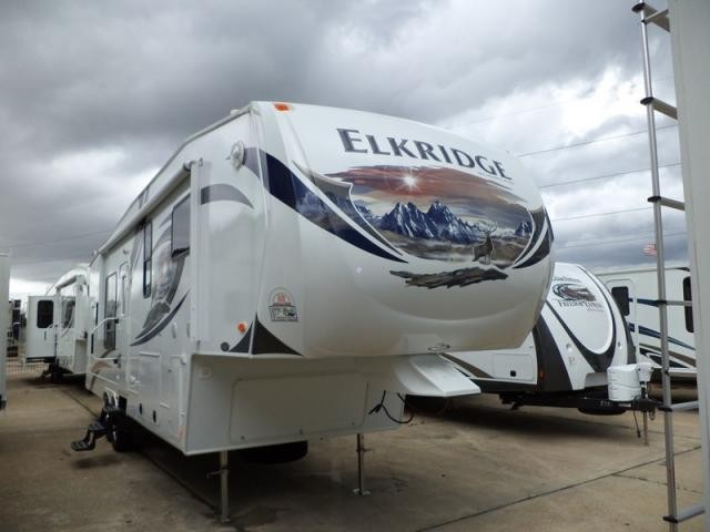 2013 HEARTLAND ELKRIDGE 29RKSA