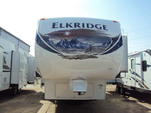 2013 HEARTLAND ELKRIDGE 34TSRE