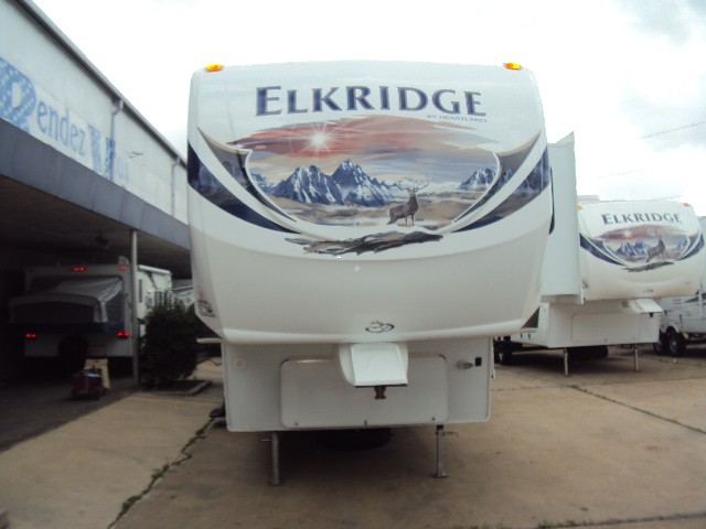 2013 HEARTLAND ELKRIDGE 37ULTA
