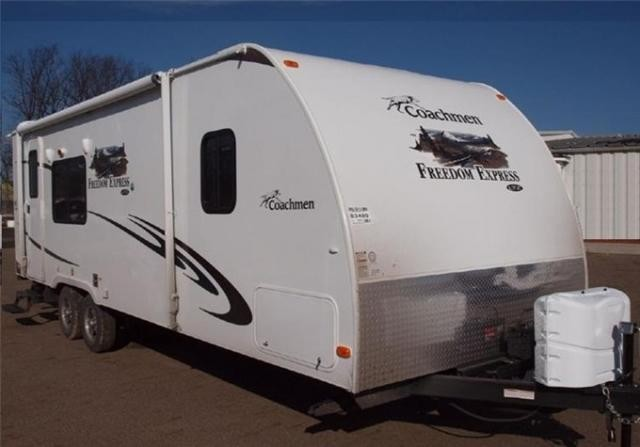 2013 COACHMEN FREEDOM EXPRESS 246RKS
