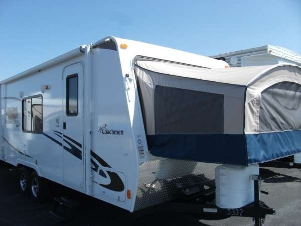 2013 COACHMEN FREEDOM EXPRESS 23GSX