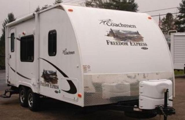 2013 COACHMEN FREEDOM EXPRESS 191RB