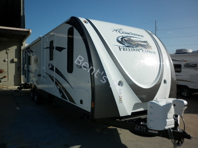 2013 COACHMEN FREEDOM EXPRESS 297RLDS