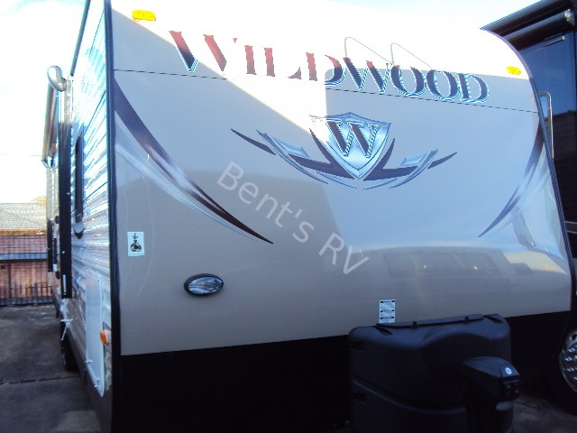 2013 FOREST RIVER WILDWOOD 27RKSS