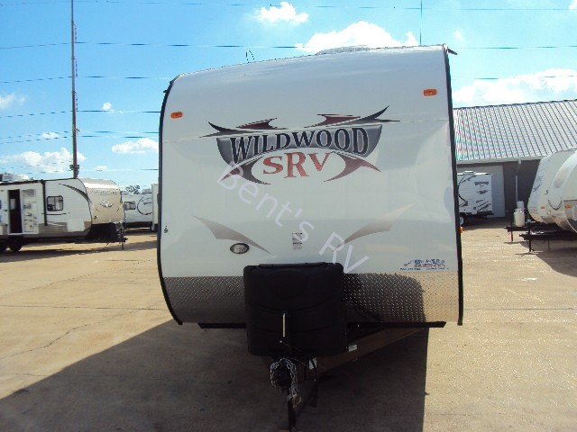 2013 FOREST RIVER WILDWOOD 29FBSRV
