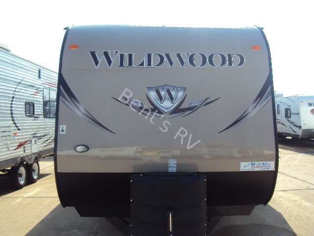 2013 FOREST RIVER WILDWOOD 37BHSS2Q