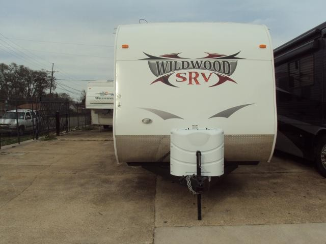 2012 FOREST RIVER WILDWOOD 28SRV