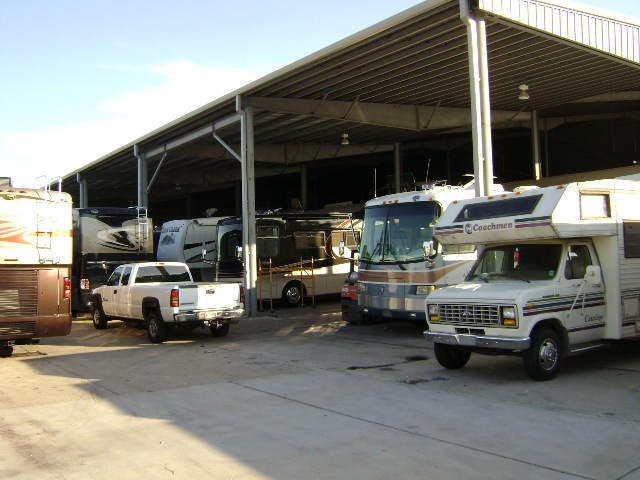 RV service department