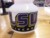 LSU SIX STRING LIGHT SET  ONLY 1 LEFT AT THIS PRICE