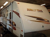 2007 CROSSROADS SUNSET TRAIL 30 BH