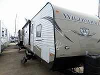 2014 FOREST RIVER WILDWOOD 271RB