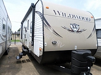 2014 FOREST RIVER WILDWOOD 29QBDS