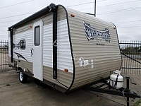 2015 FOREST RIVER WILDWOOD BH195