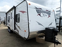 2015 FOREST RIVER WILDWOOD XLITE 261BH