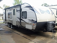 2015 FOREST RIVER WILDWOOD XLITE 261BHXL