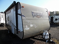 2017 FOREST RIVER WILDWOOD XLITE 195BH