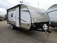 2017 FOREST RIVER WILDWOOD XLITE 196BH