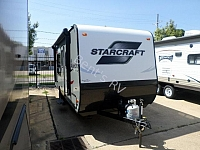 2017 STARCRAFT LAUNCH M-17QB