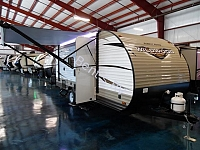 2018 FOREST RIVER WILDWOOD 197BHXL
