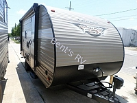 2019 FOREST RIVER WILDWOOD XLITE 197BHXL