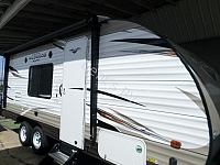 2019 FOREST RIVER WILDWOOD XLITE 201BHXL