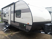 2019 FOREST RIVER WILDWOOD XLITE 241QBXL