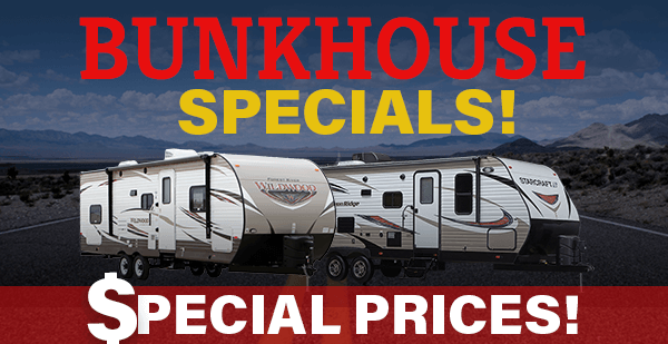 Bunkhouse Specials