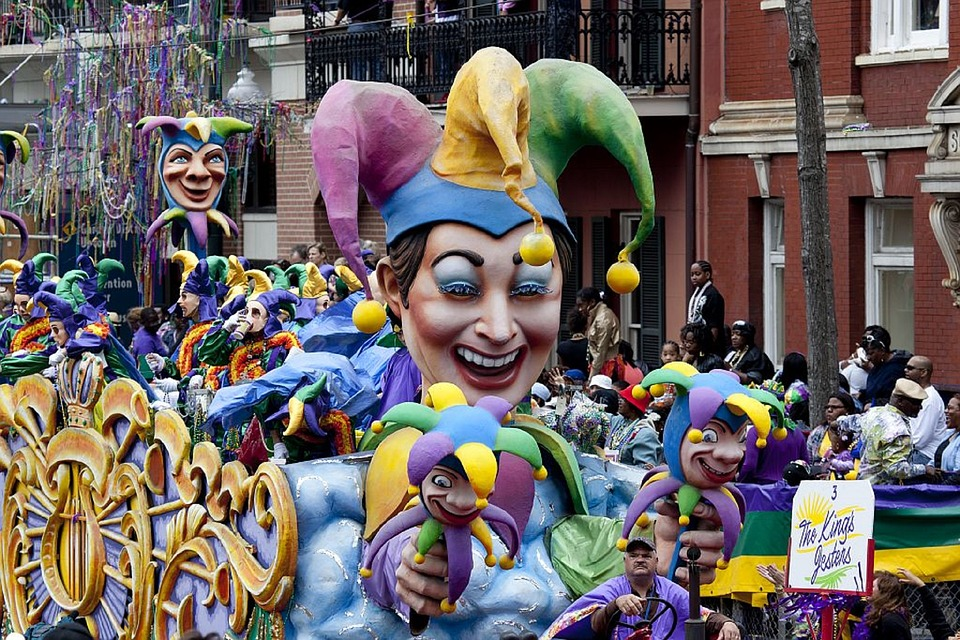 Where to Camp for Mardi Gras