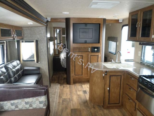 2017 Forest River Wildwood 31kqbts