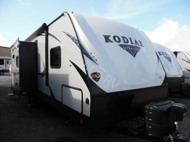 New  2018 29.1' Dutchmen Kodiak 253rbsl Travel Trailer in Boutte,