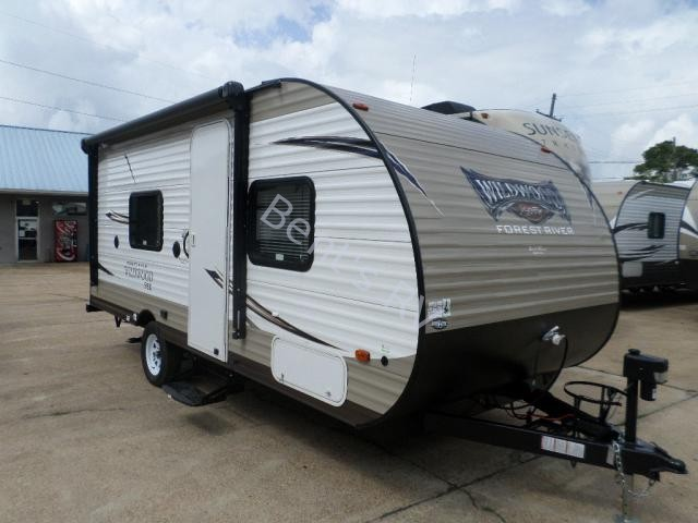 2018 Forest River Wildwood 187rbxl