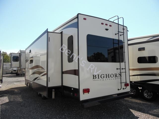 2018 HEARTLAND BIG HORN TRAVELER 37SS